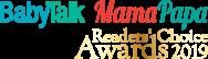 BabyTalk MamaPapa Readers' Choice Awards 2019