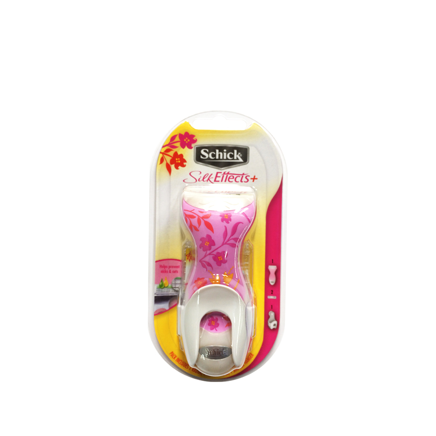 SCHICK Silk Effects Plus Razor