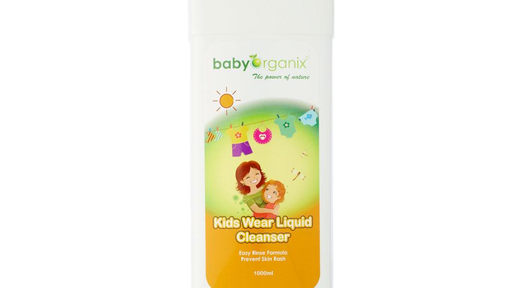 BabyOrganix Kids Wear Liquid Cleanser