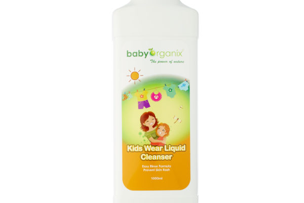 BabyOrganix Kids Wear Liquid Cleanser