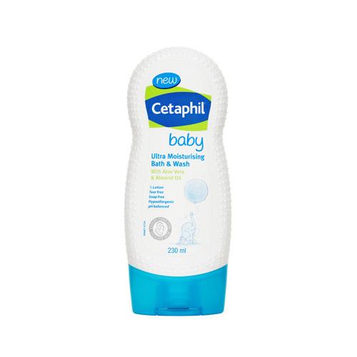 Baby Wash 500x500 5 cara memilih sabun yang betul untuk bayi dengan kulit sensitif