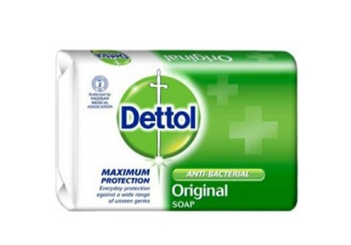Dettol Original Anti Bacterial Bar Soap
