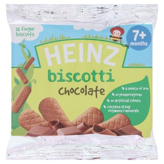 Heinz Chocolate Biscotti