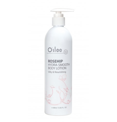 O'slee Rosehip Hydra Smooth Body Lotion