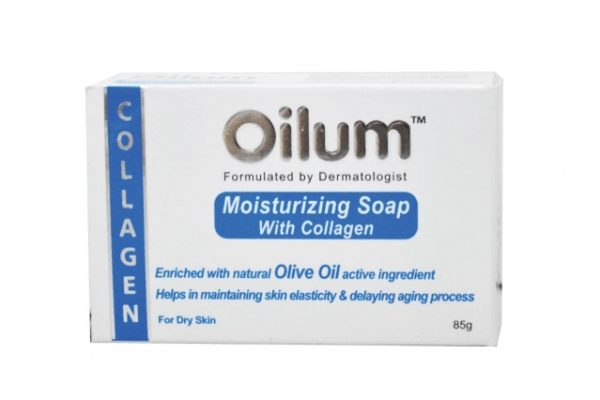 Oilum Moisturizing Soap With Collagen