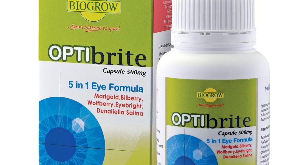 Biogrow OPTIbrite Capsule