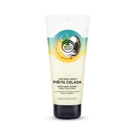 Body Shop Pinita Colada Body Sorbet