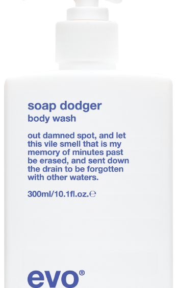 Evo Soap Dodger Body Wash
