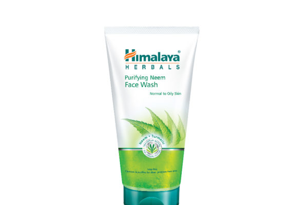 Himalaya's Purifying Neem Face Wash