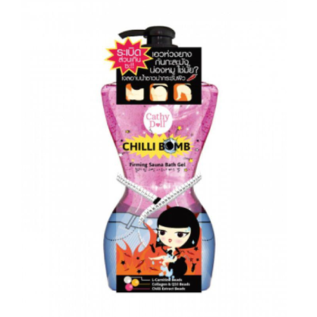 Cathy Doll Chilli Bomb Firming Sauna Bath Gel
