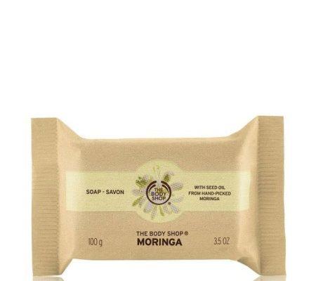 Body Shop Moringa Soap