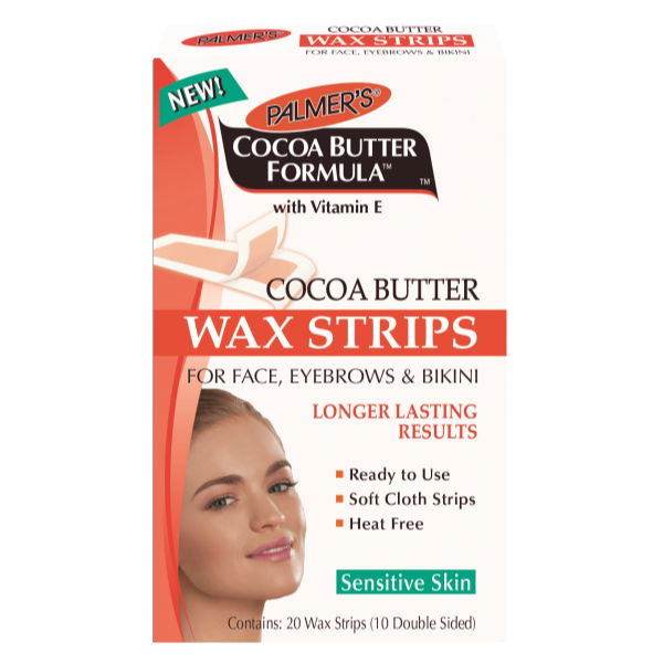 Palmer's Cocoa Butter Wax Strips For Face