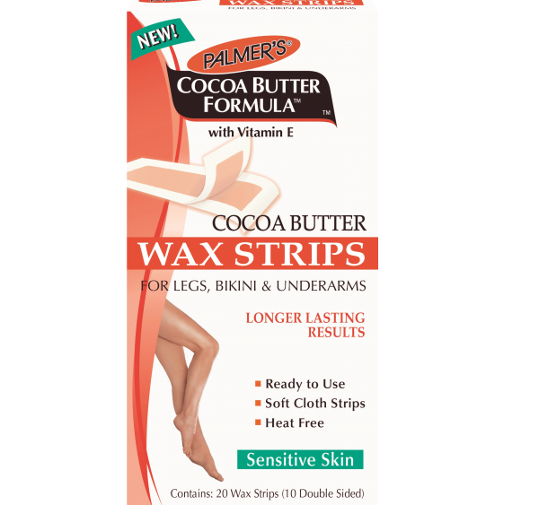 Palmer's Cocoa Butter Wax Strips For Legs