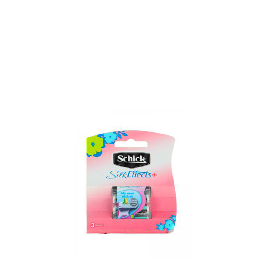 SCHICK Silk Effects Plus Refill