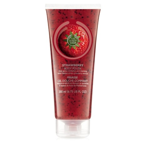 Strawberry Body Polish