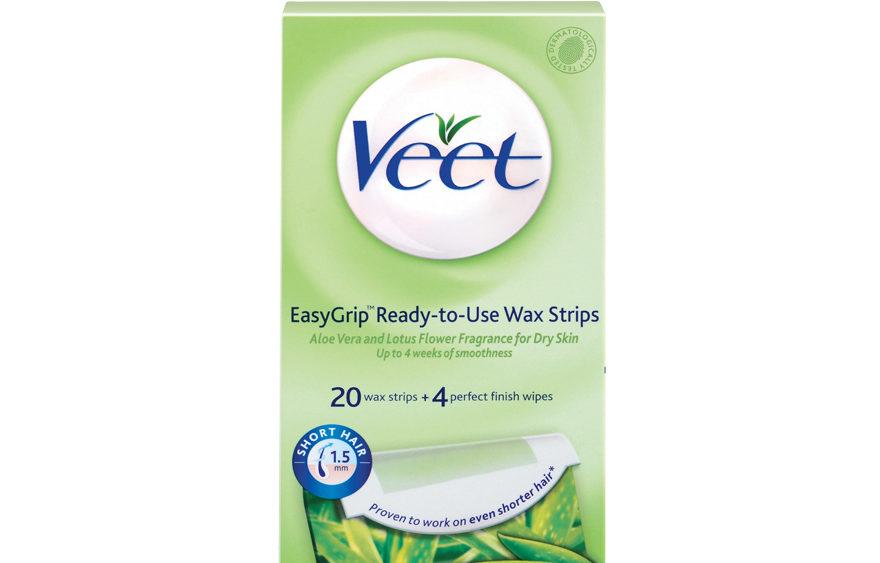 VEET Cold Wax Strip Dry Skin 20