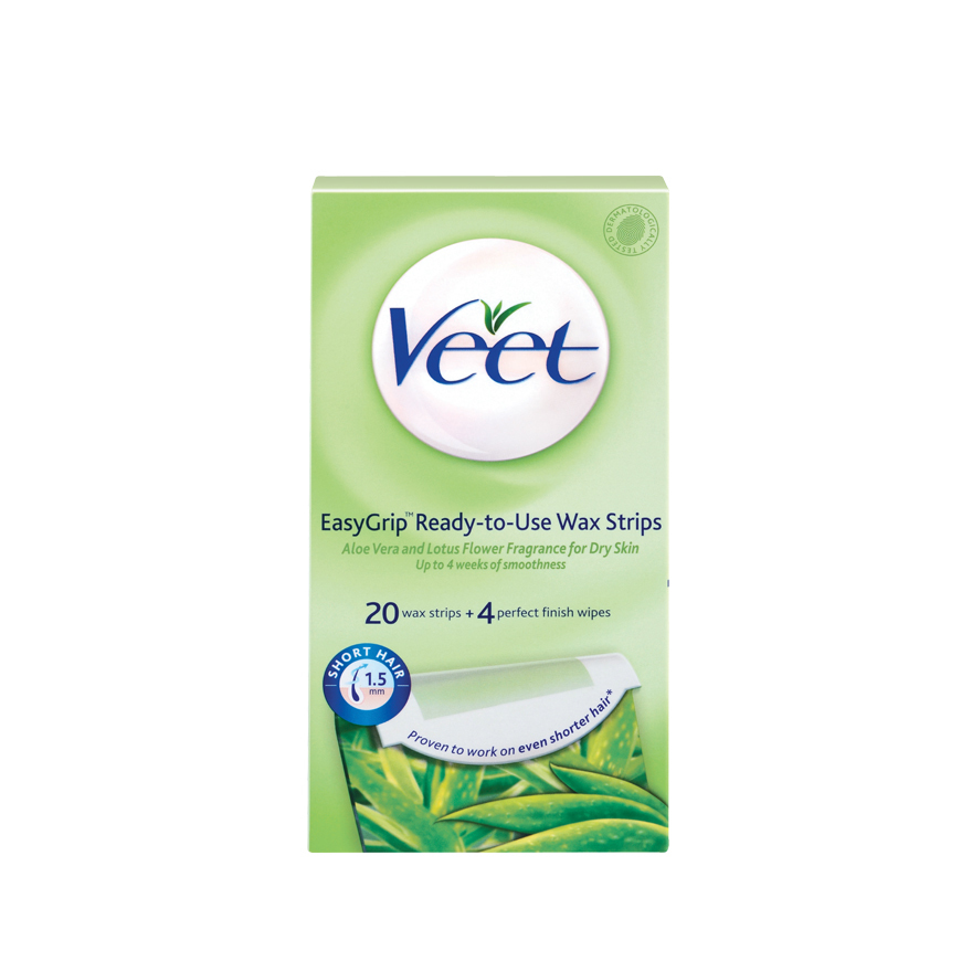 VEET Cold Wax Strip Dry Skin 20