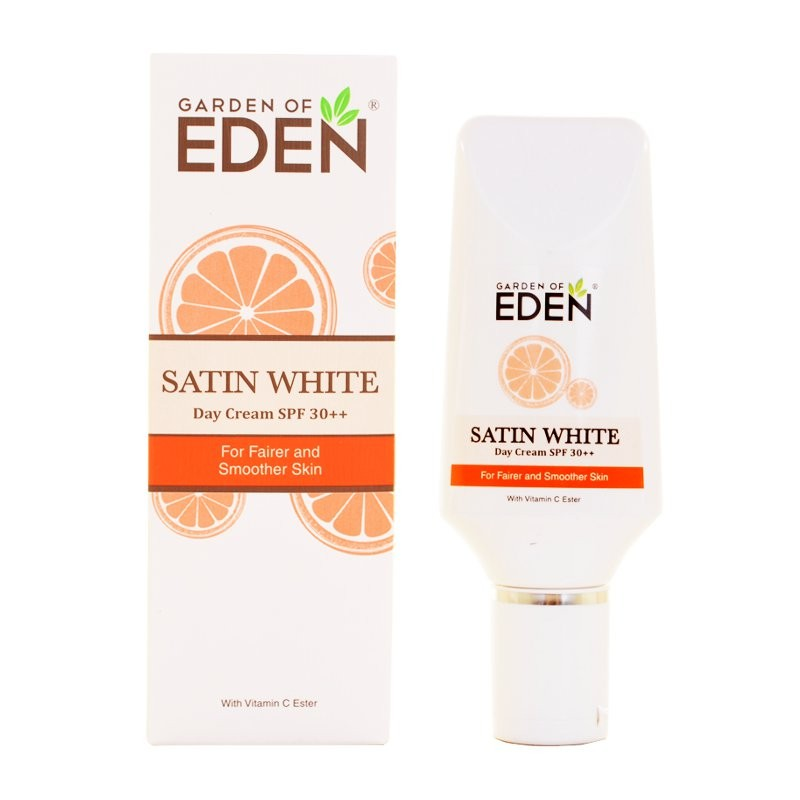 Garden Of EDEN Satin White Day Cream SPF 30++