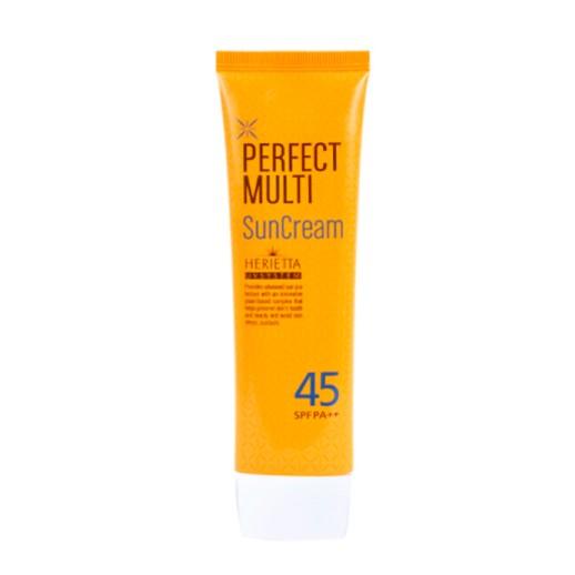 HERIETTA Perfect Multi Sun Cream SPF45 PA++