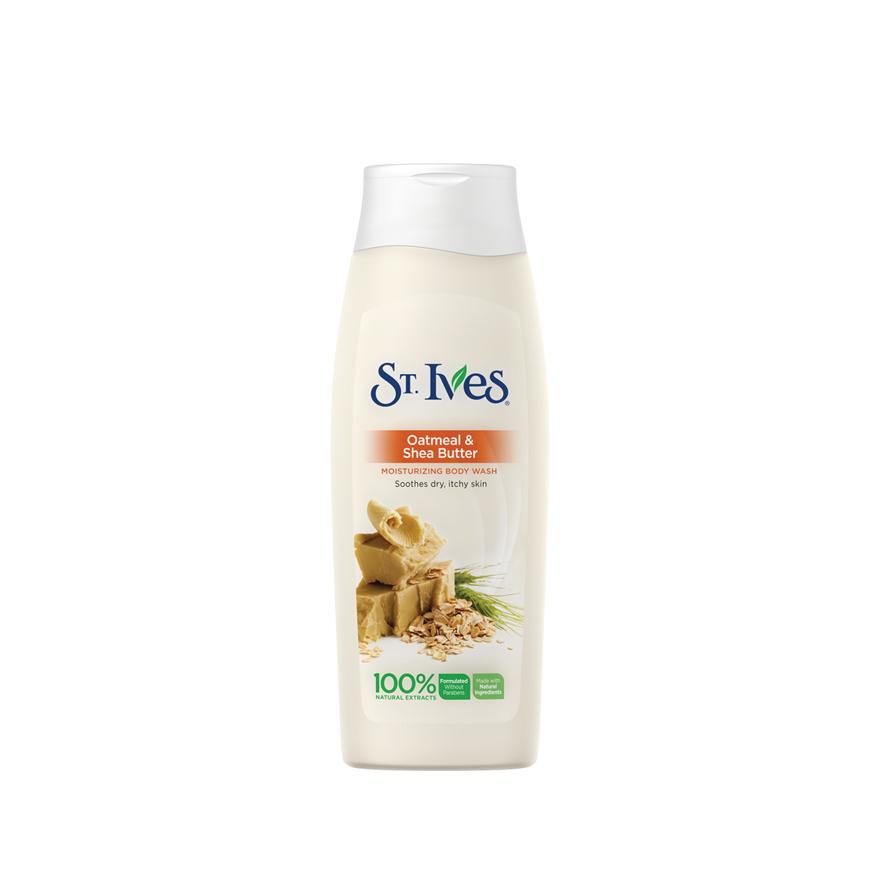 St Ives Oatmeal & Shea Butter Body Wash