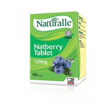Naturalle Natberry Tablet