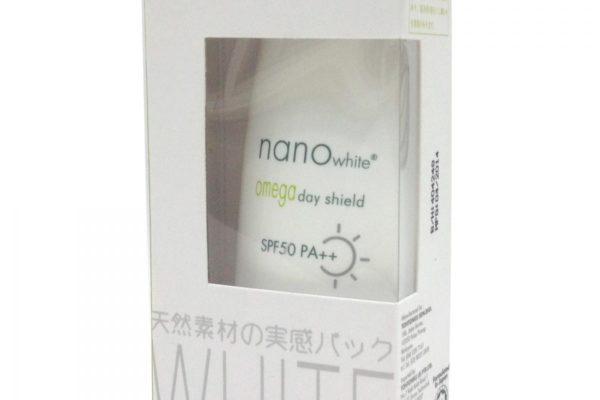 NANOWHITE Omega Day Shield SPF 50 PA++