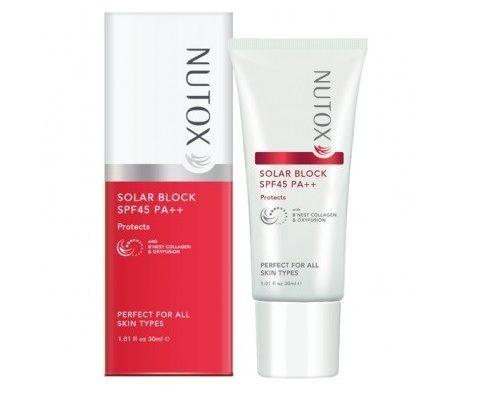 NUTOX Solar Block SPF45 PA +++