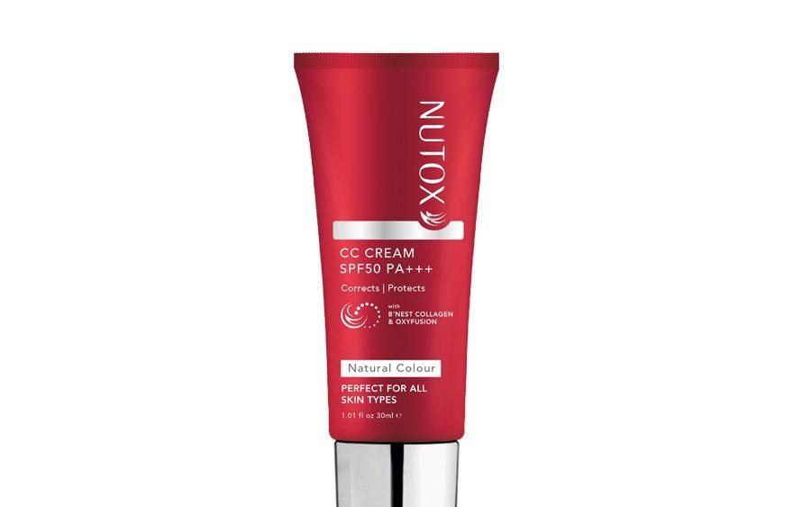 NUTOX CC Cream Spf 50 Pa +++ Light Beige