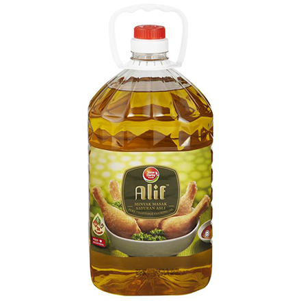 alif cooking oil