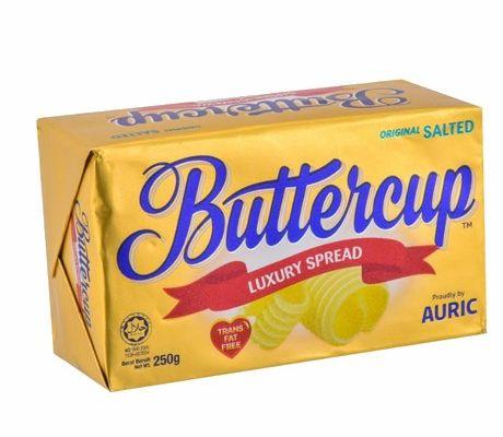 Buttercup luxury spread