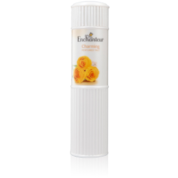 Enchanteur Perfumed Talcum Charming