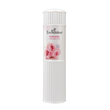 Enchanteur Romantic Perfumed Talc Alluring