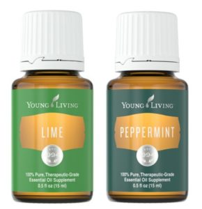 Beat the Haze - Lime and Peppermint Essential Oil