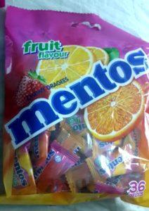 Mentos Fruit Pack