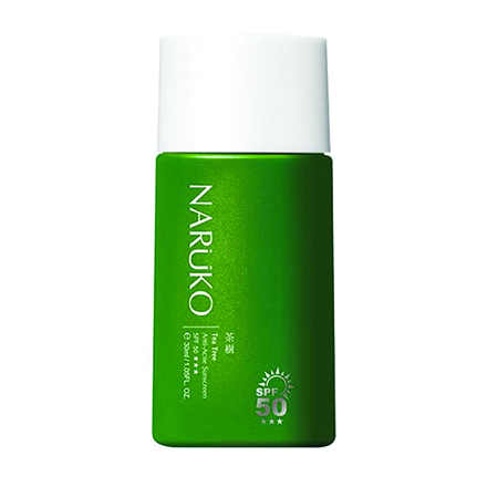 NARUKO Tea Tree Anti-Acne Sunscreen SPF50