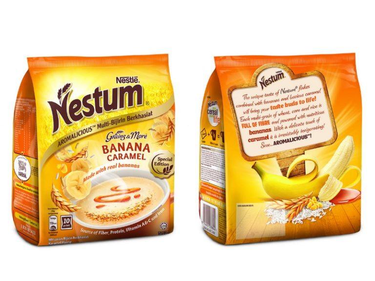 Nestum Banana Caramel