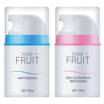 Pure Fruit Hair Removal and Whitening