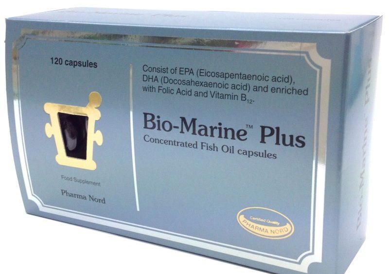 Bio-Marine Plus Concentrated Fish Oil