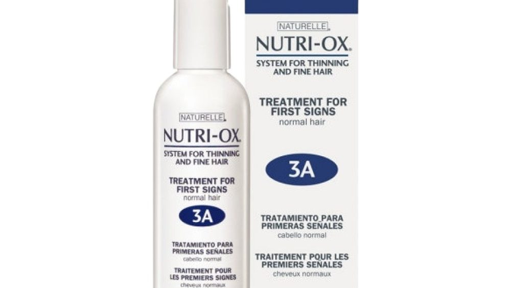 nutri-ox treatment for first signs step 3a reviews