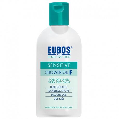 EUBOS Sensitive Shower Oil F