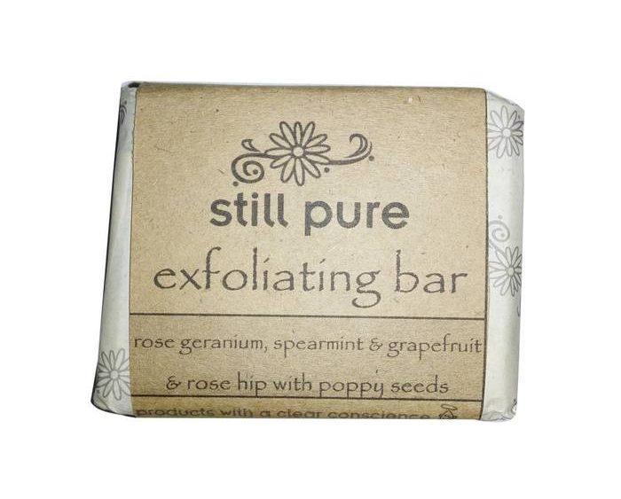 Still Pure Exfoliating Soap Bar
