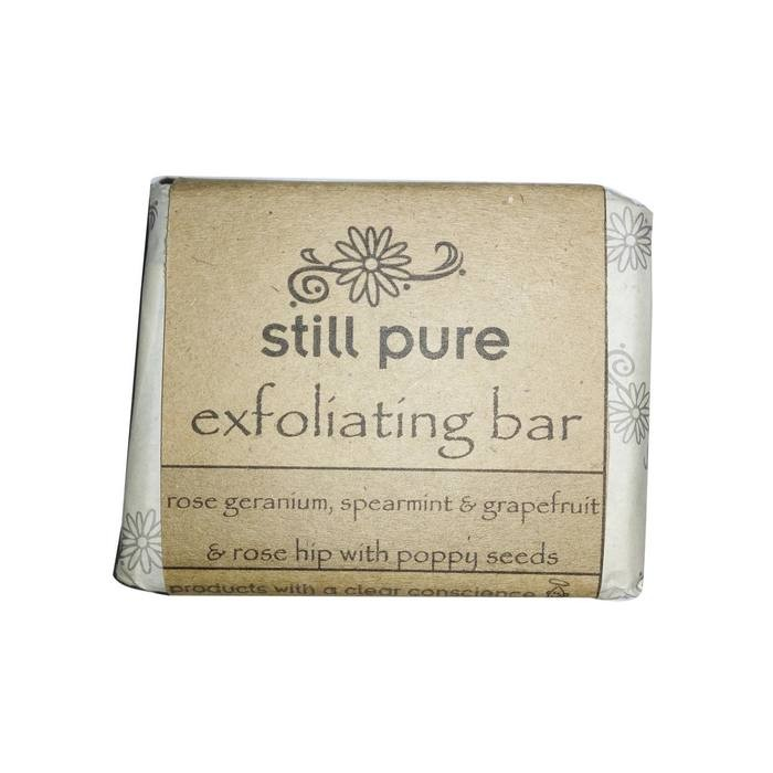 Still Pure Exfoliating Soap Bar