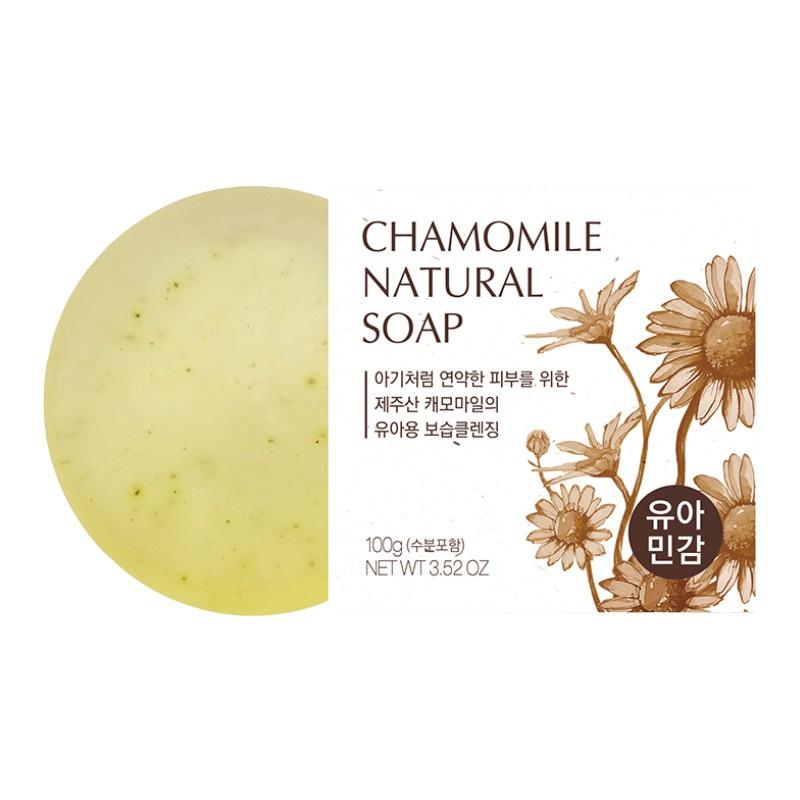 VIKA Herbolle Handmade Chamomile Soap
