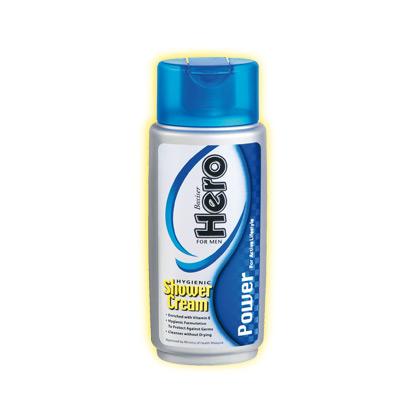 Boxiser HERO Shower Cream 300ml