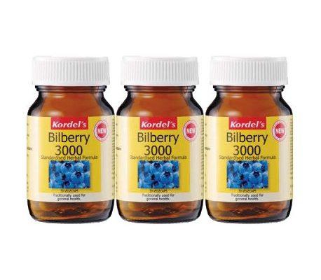 Kordels Bilberry 3000