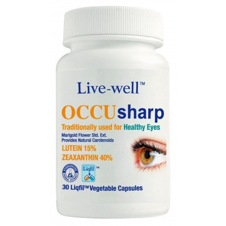 Live Well Occu Sharp