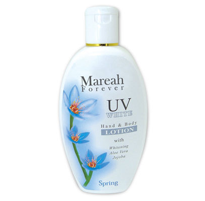 Mareah Forever Spring UV White Hand & Body Lotion