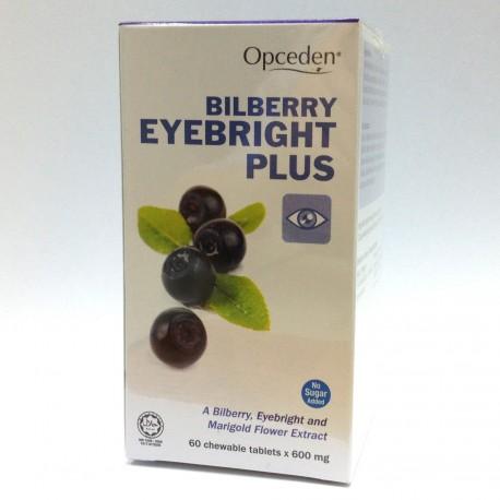 Opceden Bilberry Eyebright Plus Chewable