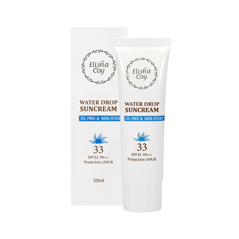 Elishacoy Water Drop Suncream SPF33 PA++