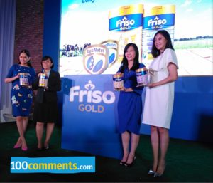Friso Gold LocNutri - Liyana Jasmay and Wayne Chua